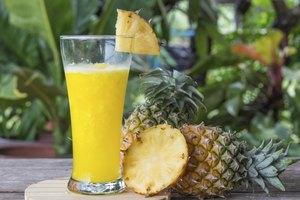 Alcoholic Drinks With Pineapple Juice