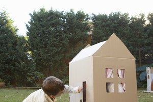 Kindergarten Activities to Teach About Houses