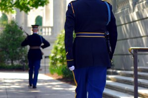 The Difference Between Color Guard & Honor Guard