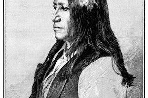 Customs & Ceremonies of the Sioux Indians