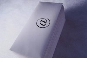 Sending an email can be as effective as sending a hand-written letter.