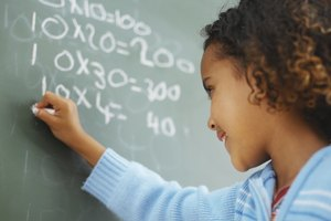 Basic Math Facts for Third Graders