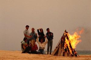 Things to Do at a Teenage Bonfire
