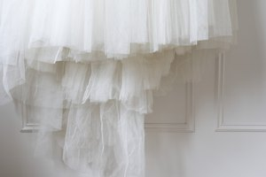 How to Flatten Tulle