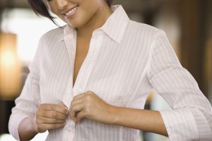 How to Alter Your Blouse to Be More Fitted