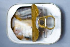 5 alimentos enlatados que debes consumir