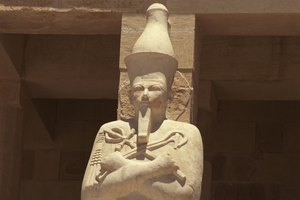Why Was Hatshepsut Unusual Among the Pharaohs of Ancient Egypt?