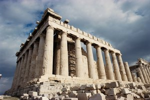 Limestone in Ancient Greek Architecture