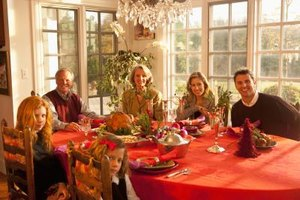 The Thanksgiving meal will be perfect with careful planning.