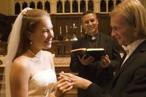 Catholic Wedding Etiquette