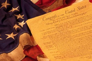 What Colonies Were at the Constitutional Convention?