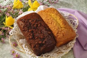 Tea cakes are traditionally served with a glaze that enhances their flavor.