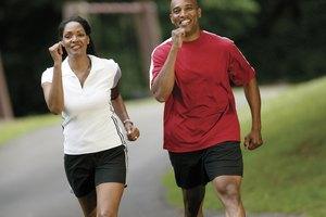 Caminata de tres millas por día para perder peso