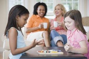 Ideas for Math Board Games