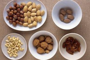 ¿Comer nueces puede ayudarte a desarrollar músculo?