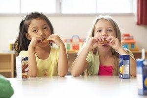 Cómo mantener caliente el almuerzo de un niño