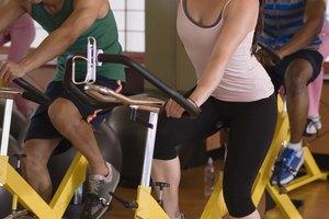 Estómago hinchado luego de hacer ejercicio