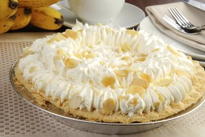 How to Freeze Banana Cream Pie