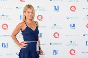 How to Get Kelly Ripa's Hairstyle