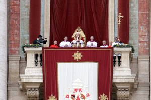 Etiquette Towards the Pope