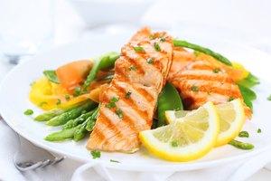Alimentos bajos en sodio y altos en proteínas