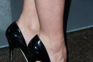 How to Break in My Shoes That Are Too Stiff Around the Heels
