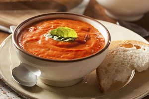 How to Freeze Homemade Tomato Soup
