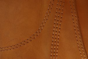 How to Attach Rhinestones to Leather