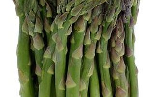 Cooking asparagus for a longer period of time gives it a softer texture.