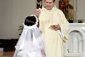 Requirements for Catholic First Communion