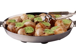 How to Freeze Escargot