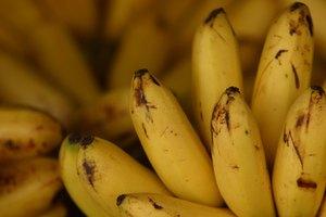¿Qué sucede si me como un banano que no está maduro?