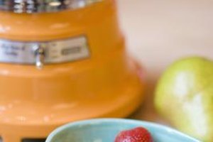 Use a blender or food processor to whip up a healthy meal.