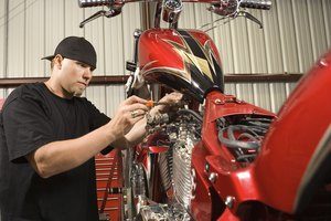 Tech Schools for Motorcycle & Small Engines