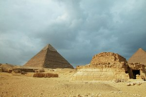 Facts About the Pyramids of Egypt