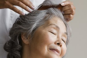 How to Take Care of Grey Roots If You Highlight Your Hair