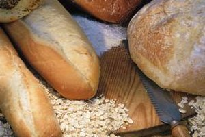 Using spoiled flour in your bread can make you sick.