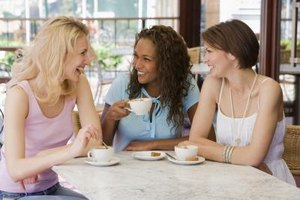 Help your sister expand her social circle.