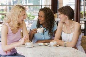 Friendships among women serve multiple purposes.