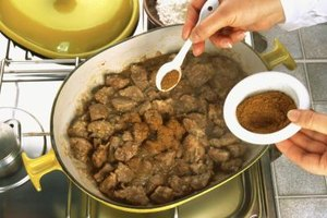 Add more curry powder after tasting the dish.