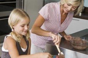 Cream of tartar is a leavening agent.