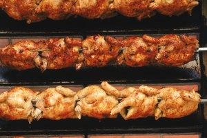 Información nutricional del pollo asado