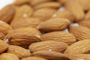 Valor nutricional de la harina de almendras