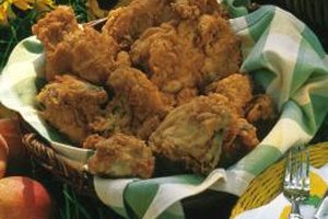 A buttermilk bath makes fried chicken melt-in-your-mouth tender.