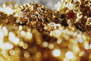 Avoid abrasives like toothpaste and baking soda when cleaning gold-plated jewelry.