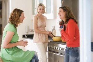 ebf04377d65 Throw a cooking shower for guests to share recipes with the second-time  bride.