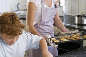 ¿Qué pasa si no usas ni polvo leudante ni bicarbonato de soda cuando haces galletas?