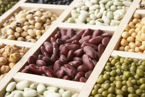 Difference Between Beans & Legumes