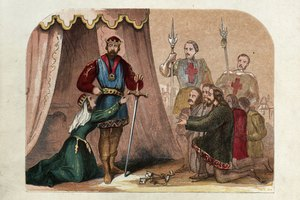 What Were the Responsibilities of a King in Medieval Times?