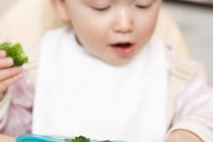 Picky toddlers can be enticed with colorful food.